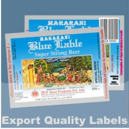 Export Quality Lables